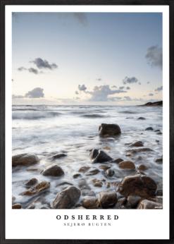Odsherred Sejerø Bugten Plakat 2