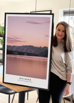 Holbæk Munkholmbro Plakat 1